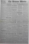 The Ursinus Weekly, April 12, 1943 by Marion Bright