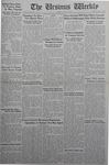 The Ursinus Weekly, April 19, 1943