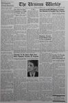 The Ursinus Weekly, October 20, 1941