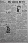 The Ursinus Weekly, December 1, 1941