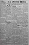 The Ursinus Weekly, February 2, 1942