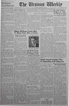 The Ursinus Weekly, February 23, 1942
