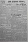 The Ursinus Weekly, March 23, 1942