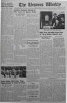 The Ursinus Weekly, March 30, 1942
