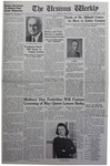 The Ursinus Weekly, April 20, 1942
