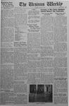 The Ursinus Weekly, April 27, 1942 by J. William Ditter Jr.