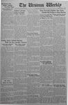 The Ursinus Weekly, July 27, 1942 by J. William Ditter Jr., Robert Ihrie, and Bill Sutcliffe