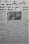 The Ursinus Weekly, September 30, 1940
