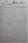 The Ursinus Weekly, December 16, 1940