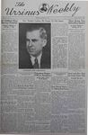 The Ursinus Weekly, January 20, 1941 by Nicholas Barry and James Raban