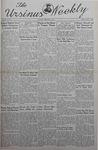 The Ursinus Weekly, February 24, 1941