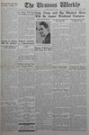 The Ursinus Weekly, April 14, 1941 by Denton Herber, Dillwyn Darlington, and Robert Ihrie