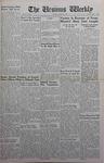 The Ursinus Weekly, April 21, 1941