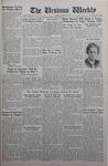The Ursinus Weekly, April 28, 1941