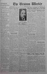 The Ursinus Weekly, May 19, 1941 by Denton Herber, Joseph D. Chapline Jr., Robert Ihrie, and Nicholas Barry
