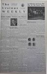 The Ursinus Weekly, October 9, 1939 by Mark D. Alspach and Harold Chern