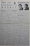 The Ursinus Weekly, October 23, 1939 by Mark D. Alspach and Morris Yoder
