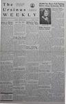 The Ursinus Weekly, October 30, 1939