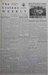 The Ursinus Weekly, November 6, 1939