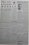 The Ursinus Weekly, November 20, 1939 by Mark D. Alspach, Robert C. Yoh, and Marthella Anderson