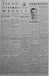 The Ursinus Weekly, December 4, 1939