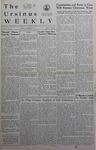 The Ursinus Weekly, December 11, 1939 by Mark D. Alspach, Morris Yoder, Winifred Doolan, Harvey L. Carter, Franklin Irvin Sheeder Jr., Robert Yoh, and Dillwyn Darlington