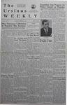 The Ursinus Weekly, February 19, 1940 by Mark D. Alspach, John F. Rauhauser, Robert C. Yoh, and Charles H. Miller