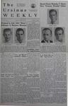 The Ursinus Weekly, March 18, 1940