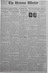 The Ursinus Weekly, November 23, 1936