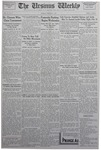 The Ursinus Weekly, February 1, 1937 by Abe E. Lipkin