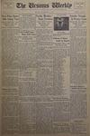 The Ursinus Weekly, September 23, 1935