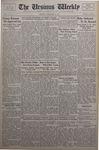 The Ursinus Weekly, November 25, 1935 by E. Kermit Harbaugh