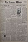 The Ursinus Weekly, December  9, 1935