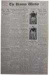 The Ursinus Weekly, December 10, 1934