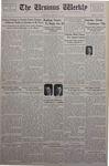 The Ursinus Weekly, January 14, 1935