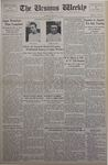 The Ursinus Weekly, March 18, 1935