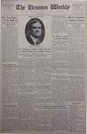 The Ursinus Weekly, March 25, 1935