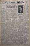 The Ursinus Weekly, April 1, 1935