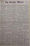 The Ursinus Weekly, May 6, 1935