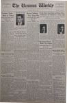 The Ursinus Weekly, May 13, 1935