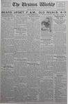 The Ursinus Weekly, October 23, 1933