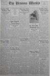 The Ursinus Weekly, December 11, 1933