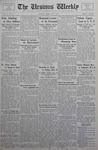 The Ursinus Weekly, February 5, 1934