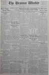 The Ursinus Weekly, February 19, 1934