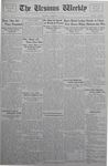 The Ursinus Weekly, February 26, 1934