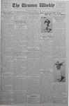 The Ursinus Weekly, September 26, 1932
