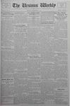 The Ursinus Weekly, November 21, 1932