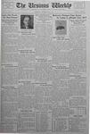 The Ursinus Weekly, November 28, 1932