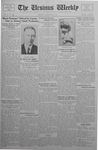 The Ursinus Weekly, December 5, 1932