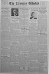 The Ursinus Weekly, December 12, 1932